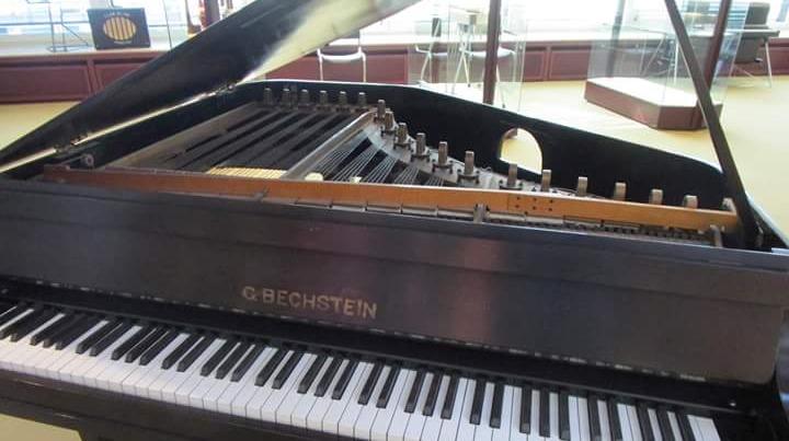 Эволюция фортепиано