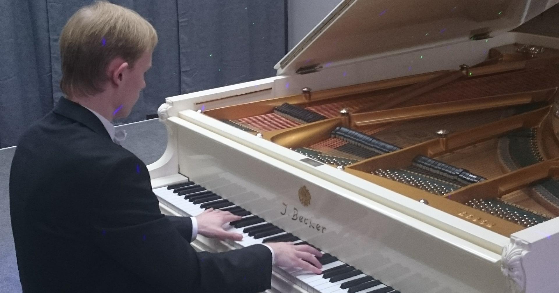 Настройка пианино в натуральном строе